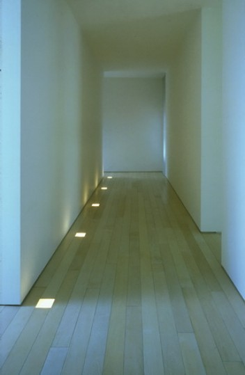 Inspired lighting by claudio silvestrin architects for John pawson lighting